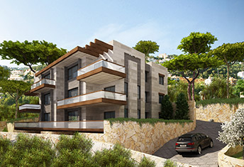 Corbani Group Luxury Lebanon Apartments Lebanon